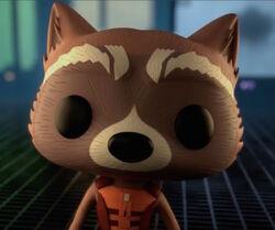 Rocket Raccoon BNS
