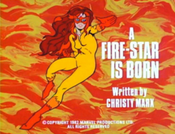 A Fire Star Is Born