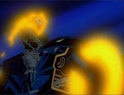 Ghost Rider FF Intro