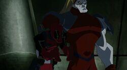 Deadpool Finds Professor HV