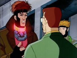 Gambit Slaves Not His Friends