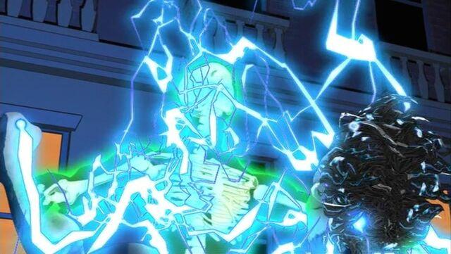 File:Electro Spider-Man Skeleton SMTNAS.jpg