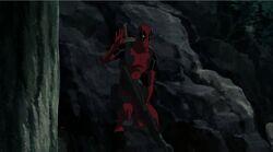 Deadpool Says Hi HV