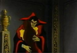 Dracula Returns Home DSD