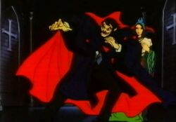 Dracula Cross Reaction DSD