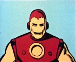 Iron Man MSH