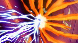 Thor Blasts Algrim TTA