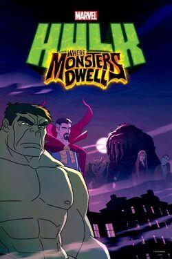 Hulk Where Monsters Dwell