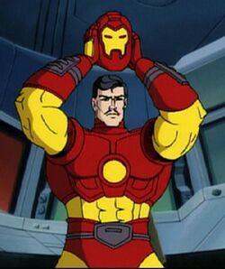 Iron Man Marvel Animated Universe Wiki Fandom Powered By