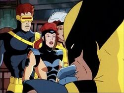 Wolverine Return Sneeze