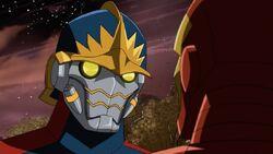 Star-Lord Keeps Secrets AEMH