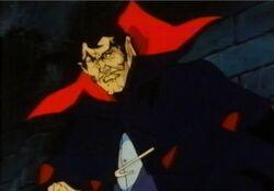 Dracula Stabbed DSD