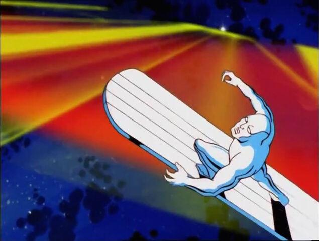 File:Silver Surfer Dodges Galactus First Blast.jpg