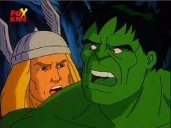 Hulk Hears Betty Sick
