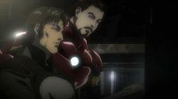 Iron Man Punisher Research Zeke IMRT