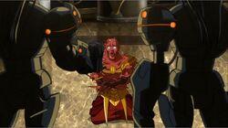 Guards Kill Red King PH
