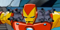 Iron Man Armor (Yost Universe)
