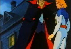 Dracula Leaves Janus DSD