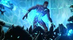 Giant Man Last Stand UA2