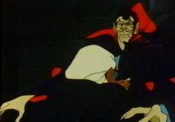 Hans Attacks Dracula DSD