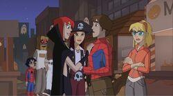 MJ Liz Like Spider-Peter SSM