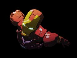 Marvel Anime Iron Man Promo