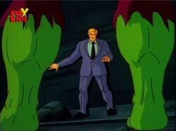 Hulk Meets Donald