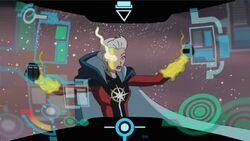 Iron Man Scans Quasar AEMH