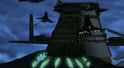 Chitauri Helicarrier Dogfight UA
