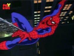 Spider-Man Webslinging