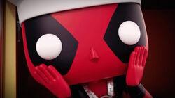 Deadpool Shocked CMCG