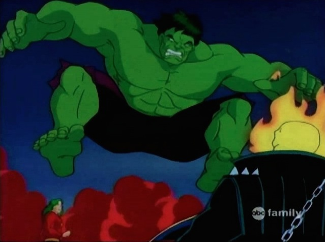 File:Hulk Leaps At Ghost Rider.jpg