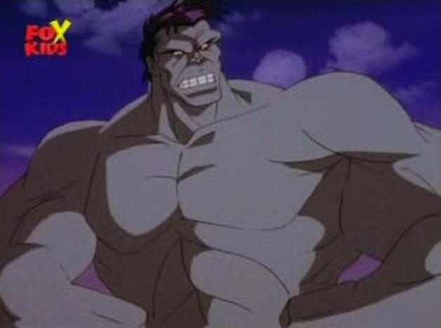 Grey Hulk   Marvel Animated Universe Wiki   Fandom powered by Wikia
