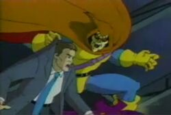 Hobgoblin Grabs Landon