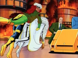 Xavier Enters Chair MetroChem