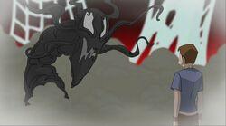 Peter vs Symbiote Mental SSM