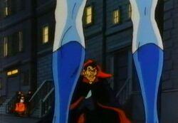 Dracula Gives Up DSD