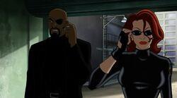 Agents Widow Fury UA