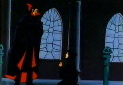Dracula Dolores Meet DSD