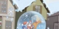 Snow Globe (The Spectacular Spider-Man)