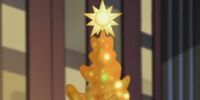 Christmas Tree Star (The Spectacular Spider-Man)