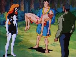 Tony Carries Veronica