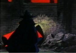 Dracula Enters Castle DSD