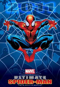 Ultimate Spider-Man Promo