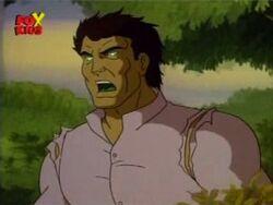 Bruce Hulk Out Run