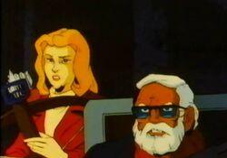 Hans Rachel Shocked at Dracula DSD