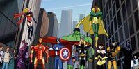 Avengers (Yost Universe)