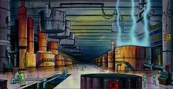 Metro Chemical Interior
