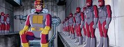 Master Mold Genosha Factory
