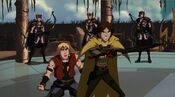 Loki Threatens Valkyries TTA
